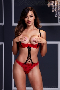 Baci Lingerie Bl3111-red