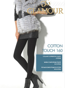 Glamour Cotton touch 160