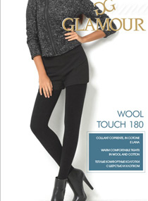 Glamour Wool touch 180