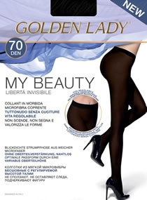 Golden Lady My beauty 70