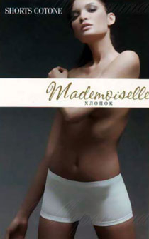 Mademoiselle Shorts cotone