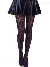 Pamela Mann Baroque Tulle Tights