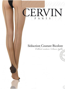 Cervin C. esprit couture fashion tights