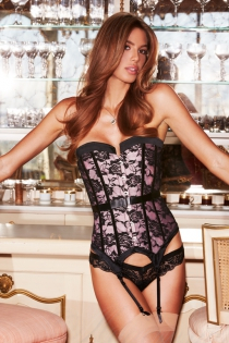 Corsets by Baci C010-pkb