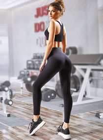 Giulia Leggings sport seamless 1