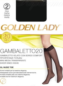 Golden Lady Gamb. filanco 20