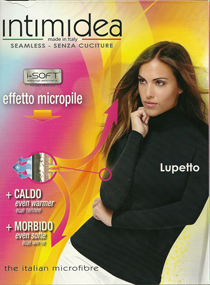 Intimidea I-soft lupetto ml