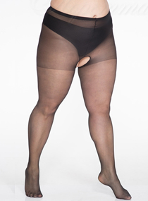 Lida 134 Open Tights