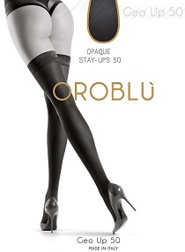 Oroblu Geo up 50 bas