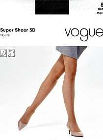 Vogue Super sheer 8 3d
